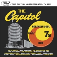 "【送料無料】 Capitol Northern Soul 7s Box Set  【7""""Single】"