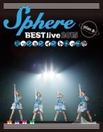 【送料無料】 Sphere スフィア / Sphere BEST live 2015 ミッションイントロッコ!!!! -plan B- LIVE Blu-ray disc 【BLU-RAY DISC】