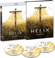 【送料無料】 HELIX ‐黒い遺伝子‐ シーズン 2 COMPLETE BOX(3枚組) 【BLU-RAY DISC】