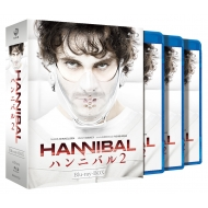 【送料無料】 HANNIBAL / ハンニバル2 Blu-ray BOX 【BLU-RAY DISC】