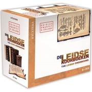 【送料無料】 『ライデンのクワイアブックからの音楽』第1集~第6集 エギディウス・クヮルテット&カレッジ(12CD) 輸入盤 【CD】