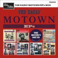"【送料無料】 Early Motown Eps Vinyl Box Set  【7""""Single】"