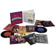 """【送料無料】 Cream クリーム / Singles 1967 - 1970 (BOX仕様 / 10枚組 / 7インチシングルレコード) 【7""""""""Single】"""