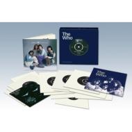 """【送料無料】 The Who フー / Track Records Singles BOX (BOX仕様 / 15枚組 / 7インチシングルレコード) 【7""""""""Single】"""