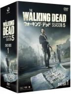 【送料無料】 ウォーキング・デッド5 DVD BOX-1 【DVD】