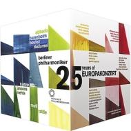 【送料無料】 ベルリン・フィル/ヨーロッパ・コンサート1991~2015(25DVD) 【DVD】