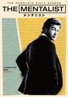 【送料無料】 THE MENTALIST / メンタリスト<シックス・シーズン> コンプリート・ボックス 【DVD】