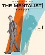 送料無料 THE 商品 MENTALIST メンタリストlt;フィフス セット1 DVD 流行のアイテム シーズンgt;