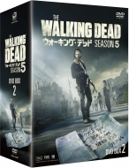 送料無料 お気に入 ウォーキング 即納送料無料 デッド5 DVD BOX-2