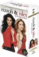 【送料無料】 リゾーリ & アイルズ <フィフス・シーズン> コンプリート・ボックス 【DVD】