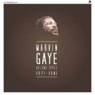 【送料無料】 Marvin Gaye マービンゲイ / Marvin Gaye Vol.3: 1971-1981 (BOX仕様 / 8枚組 / 180グラム重量盤レコード) 【LP】