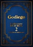 【送料無料】 Godiego ゴダイゴ / ゴダイゴ DVD BOX 2 ~アーカイブスセレクション~ 【DVD】