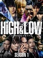 【送料無料】 HiGH & LOW SEASON 1 完全版BOX DVD 【DVD】