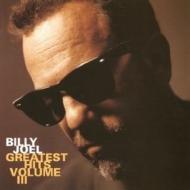 【送料無料】 Billy Joel ビリージョエル / Greatest Hits Vol.3 (2枚組 / 180グラム重量盤レコード) 【LP】