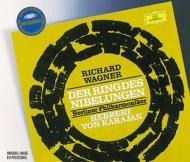 【送料無料】 Wagner ワーグナー / 『ニーベルングの指環』全曲 カラヤン&ベルリン・フィル(14CD) 輸入盤 【CD】