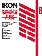 【送料無料】 iKON / iKONCERT 2016 SHOWTIME TOUR IN JAPAN 【初回生産限定盤】(2Blu-ray+2CD+スマプラ) 【BLU-RAY DISC】