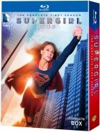 【送料無料】 SUPERGIRL / スーパーガール <ファースト・シーズン> コンプリート・ボックス(4枚組) 【BLU-RAY DISC】