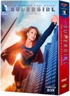【送料無料】 SUPERGIRL / スーパーガール <ファースト・シーズン> コンプリート・ボックス(10枚組) 【DVD】