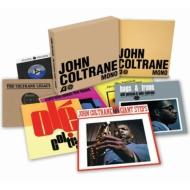 【送料無料】 John Coltrane ジョンコルトレーン / John Coltrane Atlantic Years In Mono (モノラル / BOX仕様 / 7インチシングル付 / 6枚組アナログレコード) 【LP】