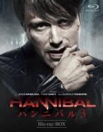 【送料無料】 HANNIBAL / ハンニバル3 Blu-ray BOX 【BLU-RAY DISC】