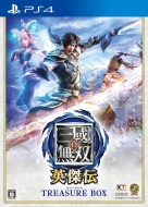 【送料無料】 Game Soft (PlayStation 4) / 【PS4】真・三國無双 英傑伝 TREASURE BOX 【GAME】