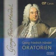 送料無料 Handel ヘンデル 7つのオラトリオ全曲 ベルニウス マギーガン 70%OFFアウトレット ペーター ホルガー 13CD 豪華な CD 輸入盤 ノイマン スペック