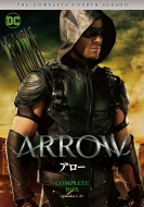 【送料無料】 ARROW / アロー<フォース・シーズン> コンプリート・ボックス 【DVD】
