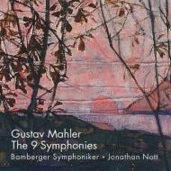 【送料無料】 Mahler マーラー / 交響曲全集 ジョナサン・ノット & バンベルク交響楽団(12SACD) 輸入盤 【SACD】