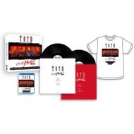 【送料無料】 TOTO トト / Live At Montreux 1991 (+CD+LP+Tシャツ) 【BLU-RAY DISC】