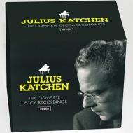【送料無料】 ジュリアス・カッチェン・デッカ録音全集(35CD) 輸入盤 【CD】