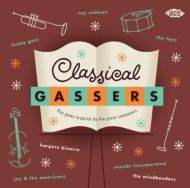 Classical 新作多数 Gassers: Pop 超目玉 Gems Inspired By 輸入盤 The Great Composers CD