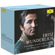 【送料無料】 フリッツ・ヴンダーリヒ / DGスタジオ録音全集(32CD) 輸入盤 【CD】