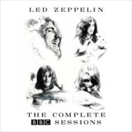 【送料無料】 Led Zeppelin レッドツェッペリン / COMPLETE BBC LIVE (国内仕様輸入盤 / BOX仕様 / 5枚組アナログレコード) 【LP】