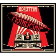 【送料無料】 Led Zeppelin レッドツェッペリン / マザーシップ~レッド・ツェッペリン・ベスト MOTHERSHIP 2014 / 2015リマスター盤 (国内仕様輸入盤 / 4枚組アナログレコード) 【LP】
