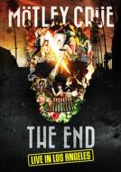【送料無料】 Motley Crue モトリークルー / The End: ラスト ライヴ イン ロサンゼルス 2015年12月31日+劇場公開ドキュメンタリー映画「The End」 (+CD) 【DVD】