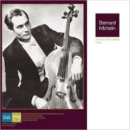 【送料無料】 ベルナール・ミシュラン 未発表録音集第1集(180グラム重量盤) 【LP】