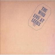 【送料無料】 The Who フー / Live At Leeds - Abbey Road Half Speed Mastering (3LP) 【LP】