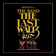 【送料無料】 The Band バンド / Last Waltz: 40th Anniversary Edition (4CD+Blu-ray) 輸入盤 【CD】