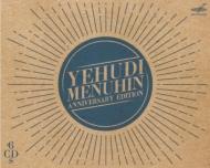 【送料無料】 イェフディ・メニューイン生誕100年アニヴァーサリー・エディション~モスクワ録音集 1945年、1962年(6CD) 輸入盤 【CD】