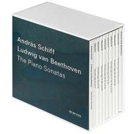 【送料無料】 Beethoven ベートーヴェン / ピアノ・ソナタ全集 アンドラーシュ・シフ(11CD) 輸入盤 【CD】