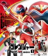 【送料無料】 秘密戦隊ゴレンジャー Blu-ray BOX 1 【BLU-RAY DISC】