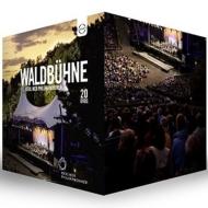 【送料無料】 『ヴァルトビューネ・コンサート・ボックス~20のコンサート1992-2016』 ベルリン・フィルハーモニー管弦楽団(20DVD) 【DVD】