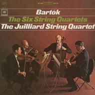【送料無料】 Bartok バルトーク / 弦楽四重奏曲全集:ジュリアード弦楽四重奏団 (1963) (3枚組 / 180グラム重量盤レコード / Speakers Corner) 【LP】