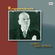 【送料無料】 Beethoven ベートーヴェン / ベートーヴェン: 交響曲第5番『運命』、ハイドン: 交響曲第88番『V字』 ハンス・クナッパーツブッシュ & ヘッセン放送交響楽団(1962)(2LP) 【LP】