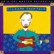 【送料無料】 Richard Thompson リチャードトンプソン / Rumor & Sigh (3000枚限定 / 高音質盤 / 2枚組 / 180グラム重量盤レコード / Mobile Fidelity) 【LP】
