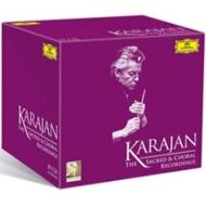 【送料無料】 Karajan カラヤン / ヘルベルト・フォン・カラヤン 宗教曲、合唱作品録音集(29CD) 輸入盤 【CD】
