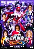 【送料無料】 POWER RANGERS S.P.D. DVD - BOX 2 【DVD】