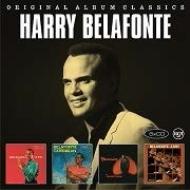 送料無料 Harry Belafonte ハリーベラフォンテ 限定タイムセール Original Album 輸入盤 CD Classics 公式通販