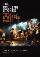 【送料無料】 Rolling Stones ローリングストーンズ / トータリー・ストリップド~ライヴ・アット・オランピア・パリ 1995.07.03【初回限定盤DVD+2CD / 日本限定単体発売 / 日本語字幕付き / 日本語解説書封入】 【DVD】
