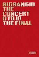 【送料無料】 BIGBANG (Korea) ビッグバン / BIGBANG10 THE CONCERT : 0.TO.10 -THE FINAL- 【DELUXE EDITION】 (3Blu-ray+2LIVE CD+PHOTO BOOK+スマプラ) 【BLU-RAY DISC】